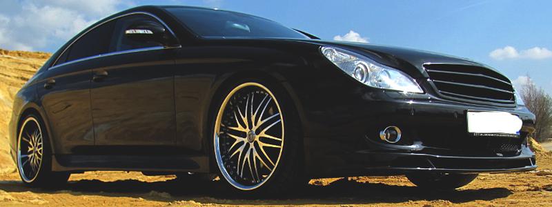 Mercedes R20