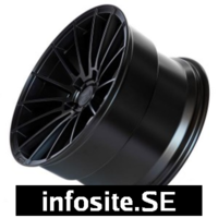 Fälgar ABS Wheels ZITO ZS15 GLOSSY BLACK