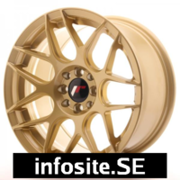 Fälgar ABS Wheels  JR18 Gold