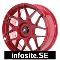 Fälgar ABS Wheels  JR18 Red