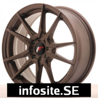 Fälgar ABS Wheels  JR21 Bronze