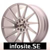 Fälgar ABS Wheels  JR22 Silver Machined Face