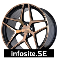 Fälgar ABS Wheels  F16 BRONZE TINT