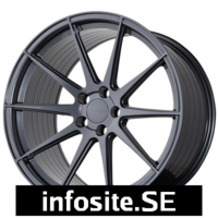 Fälgar ABS Wheels  F22 GRAPHITE