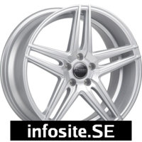 Fälgar AFL OCEAN WHEELS Atlantic Silver
