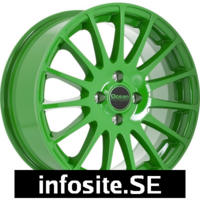 Fälgar AFL OCEAN WHEELS Fashion Green