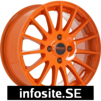 Fälgar AFL OCEAN WHEELS Fashion Orange
