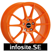 Fälgar Autec Wizard Racing Orange